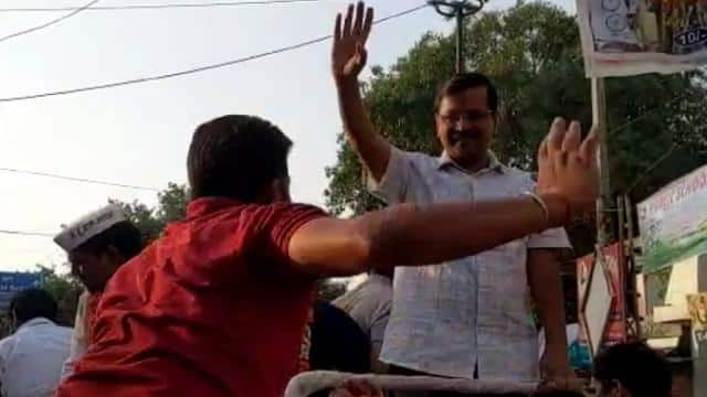 Arvind Kejriwal slapgate: AAP says attacker is Modi-bhakt, police claims he's ex-party leader