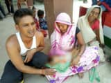 khagaria  four month old girl was murdered after beaten by sticks due to land dispute