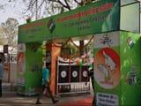 in rajasthan   s bharatpur voters in rahmanpura  bajrang vihar and kauwa ka nangla areas also called f