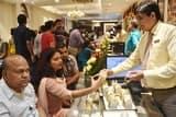 अक्षय तृतीया पर चमका सोने का कारोबार