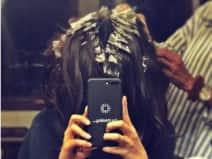 Deepika Padukone की सेल्फी का उड़ाया ईशान खट्टर ने मजाक