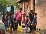bhagalpur water crisis  after three days of dm order water supply can not be started in four shifts