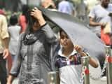 heat effect in delhi photo ht