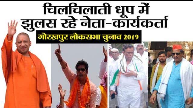 gorakhpur lok sabha election 2019