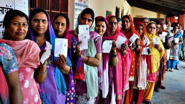 voting for sixth phase will be on sunday  file pic