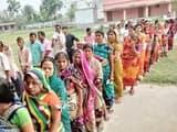 वाल्मीकिनगर, पश्चिम व पूर्वी चंपारण, शिवहर व वैशाली में मतदान शुरू