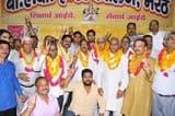 बीएवी इंटर कॉलेज प्रबंध समिति के अध्यक्ष बने वीपी दीक्षित, पूरा पैनल जीता