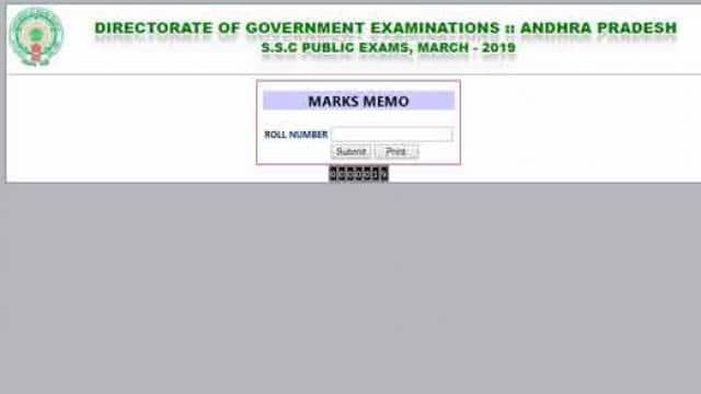 www bieap gov in Manabadi BSEAP AP SSC 10th Results 2019