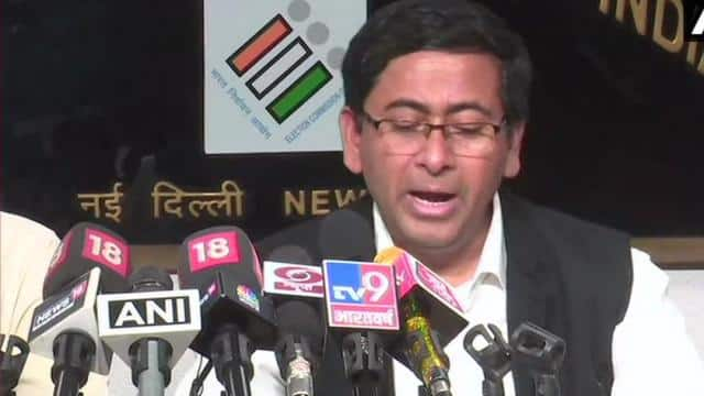 ec addressing about campaign ends in west bengal on thursday at 10pm  ani pic