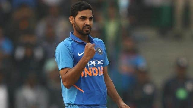 bhuvneshwar kumar getty images