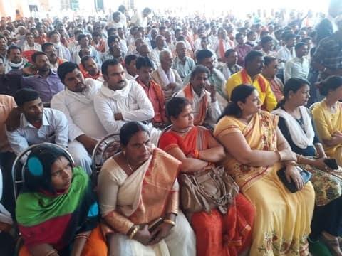 चुनाव में कार्यकर्ताओं का सराहनीय योगदान : विनोद सोनकर