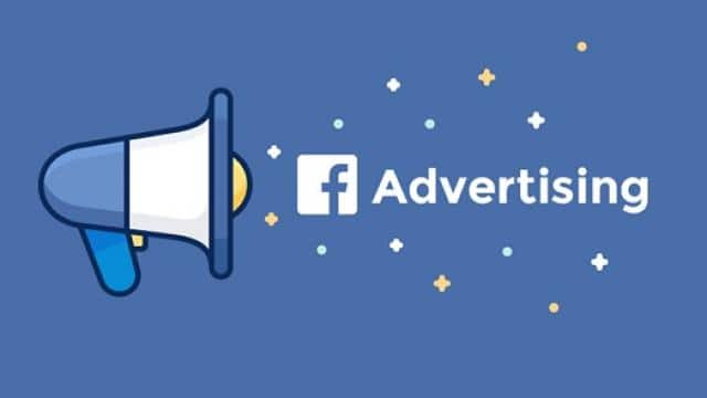 advertising of facebook