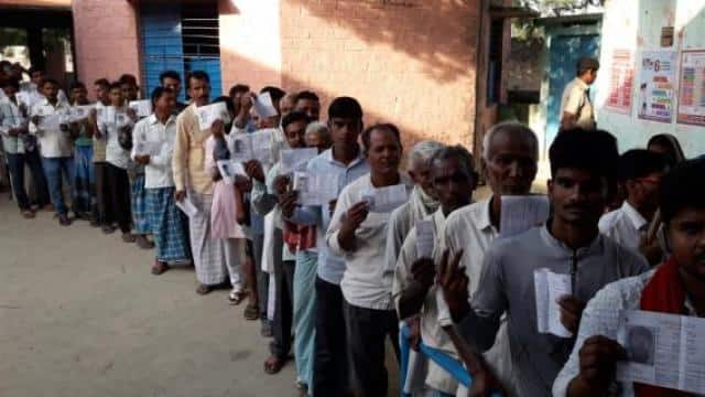 lok sabha election 2019  voting in bihar  up live voting  election in up  lok sabha election live up