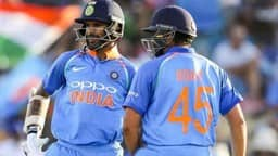 shikhar dhawan and rohit   sharma  ap