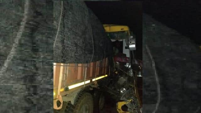 accident on agra-lucknow express way