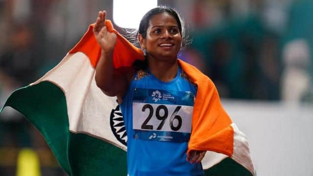 dutee chand   photo by lintao zhang getty images