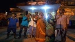मतदान से पहले दलितों की अंगुली में अमिट स्याही लगाने के मामले में पूर्व प्रधान गिरफ्तार