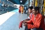 दो ब्लॉक, सहारनपुर- दिल्ली व अम्बाला रेलमार्ग रहा पूरी तरह से ठप