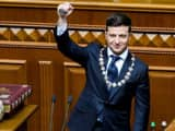ukraine inaugurates comedian volodymyr zelensky as president   reuters may 20  2019