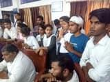 बीआईटी कालेज में हंगामा, छात्र-छात्राओं ने गेट बंद कर शिक्षकों का घेराव किया