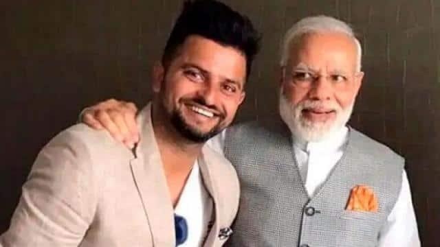 सुरेश रैना ने कोविड-19 से लड़ने के लिए डोनेट किए 52 लाख रुपये, PM मोदी ने की तारीफ