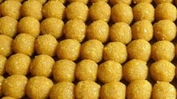 laddu order for election result day