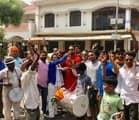 प्रतापगढ़: भाजपा प्रत्याशी संगमलाल ने एक लाख वोट से आगे