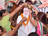 see some amazing photos of bjp strong victory