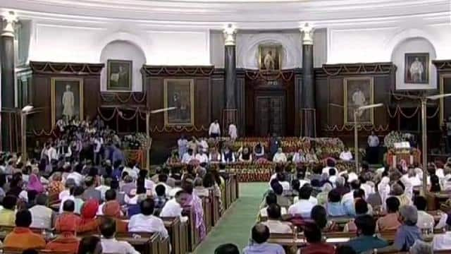 parliament nda meeting   ani twitter may 25  2019