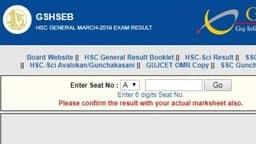 gujarat 12th arts and commerce result 2019
