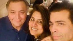 Rishi Kapoor से न्यू यॉर्क मिलने पहुंचें ये मशहूर निर्देशक और Karan Johar, साथ बिताए कई घंटे