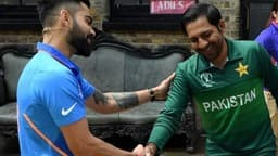 virat kohli  sarfaraz ahmed   cricketworldcup