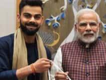 विराट से लेकर सचिन तक, इन खिलाड़ियों ने दी PM मोदी को बधाई