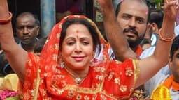 मथुरा सीट से जीतने के बाद Hema Malini ने मंत्री बनने की इच्छा पर दिया ये बयान