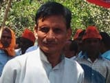 amethi bjp worker surendra singh   ani photo