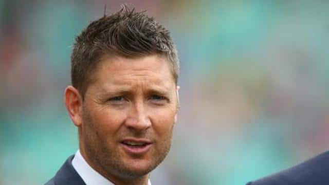 michael clarke  getty images