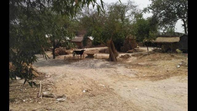 no any basic amenities in villages of pipariya block of lakhisarai district