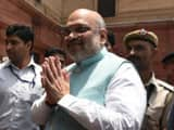 amit shah take charge as new home minister