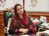 harsimrat kaur badal takes charge as minister of food processing industries in the newly-elected pm