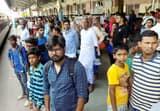 सौ की स्पीड में इलेक्ट्रिक विक्रमशिला ट्रेन दौड़ी