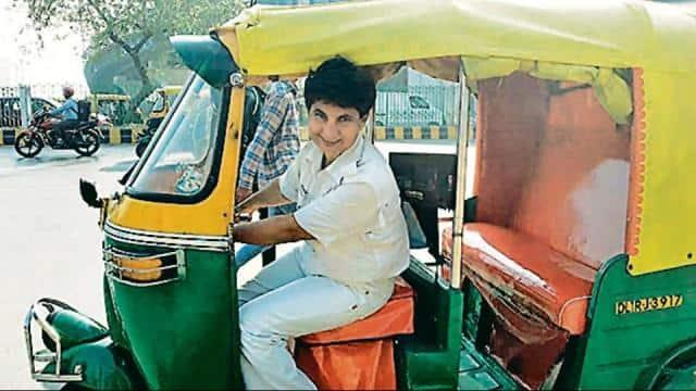 दिल्ली की पहली महिला ऑटो ड्राईवर से 30 हजार रुपये की लूट, दूसरे ड्राईवर ने दिया अंजाम