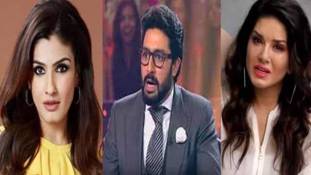 twinkle sharma case abhishek bachchan ayushmann khurrana raveena tandon and sunny leone reacts with