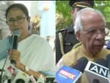 west bengal governor kn tripathi meets narendra modi and amit shah to apprise them of situation in