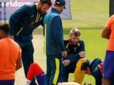 net bowler injured by david warner shot