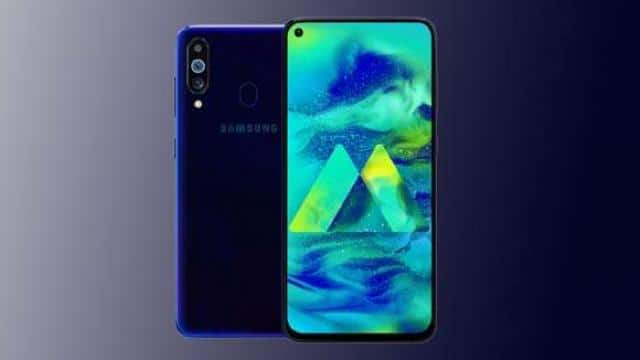 samsung galaxy m40 launched