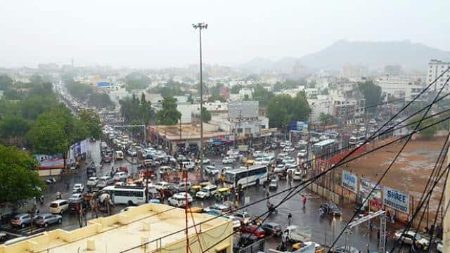 cyclone vayu changes course wont make landfall in gujarat  met department