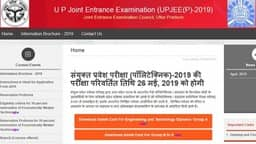 up polytechnic result 2019