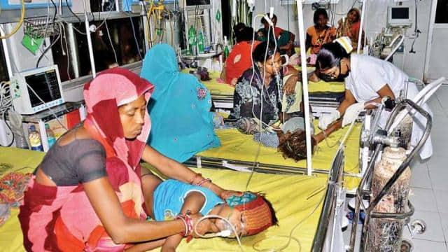 98 children death due to chamki fever in bihar