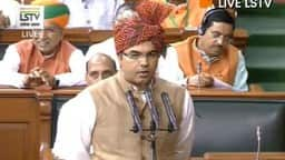 parvesh verma takes oath as member of the 17th lok sabha   photo credit   delhi bjp twitter