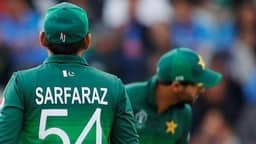 sarfaraz ahmed and shoaib malik  photo credit  reuters
